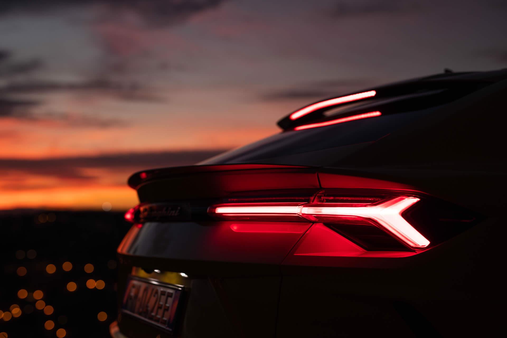 Lamborghini Urus, la magia di Matera