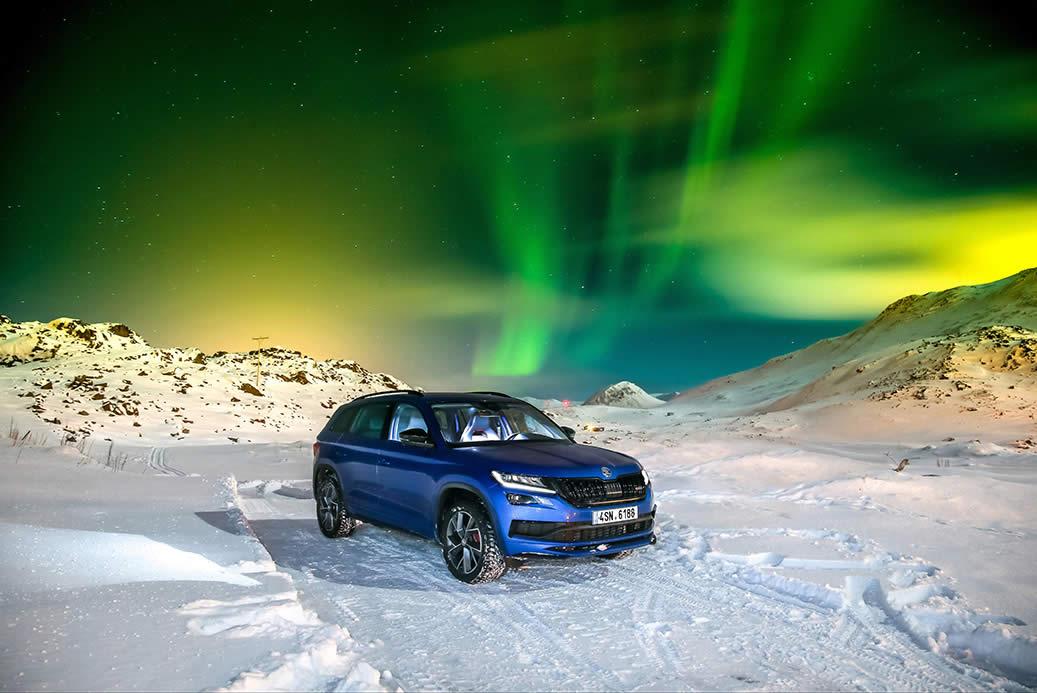 Škoda 24 Hours Ice Challenge